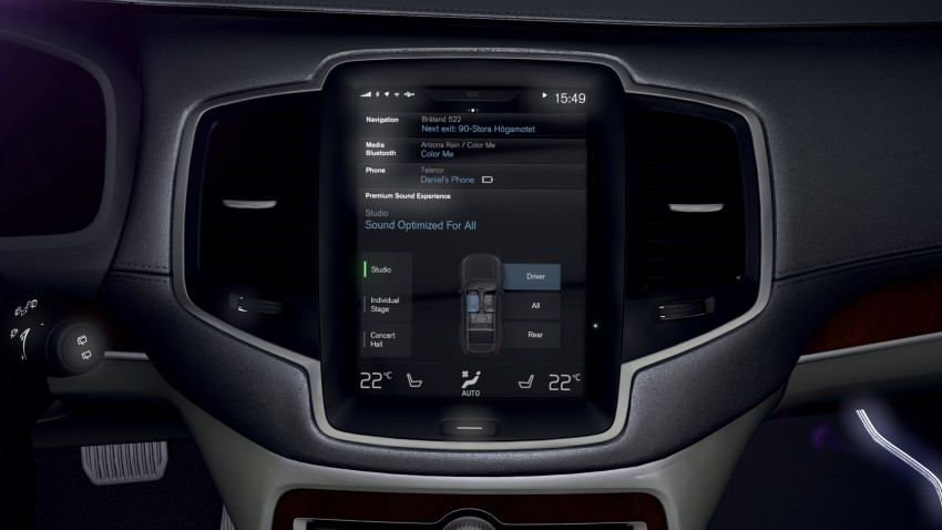 2015 Volvo XC90 – second-gen 7-seat SUV unveiled Image #266263