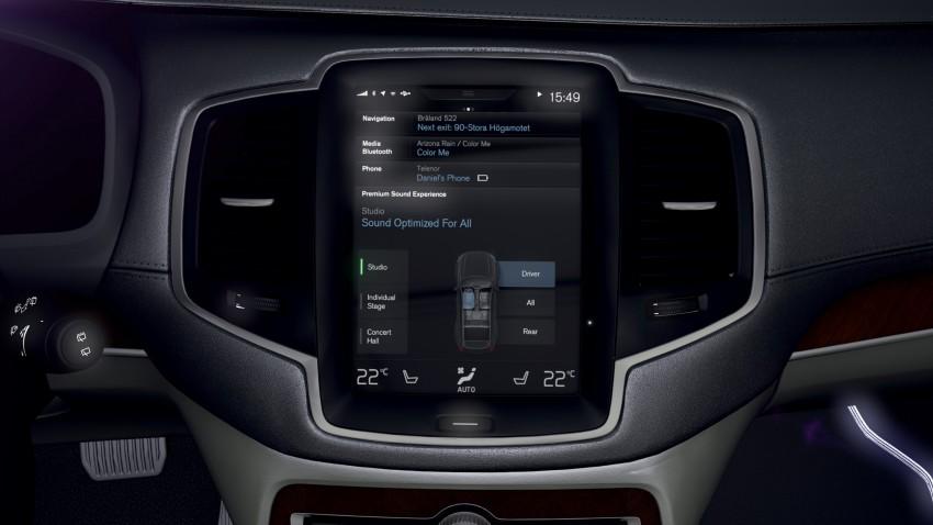 2015 Volvo XC90 – second-gen 7-seat SUV unveiled Image #266263