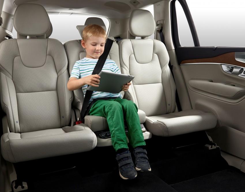 2015 Volvo XC90 – second-gen 7-seat SUV unveiled Image #266285