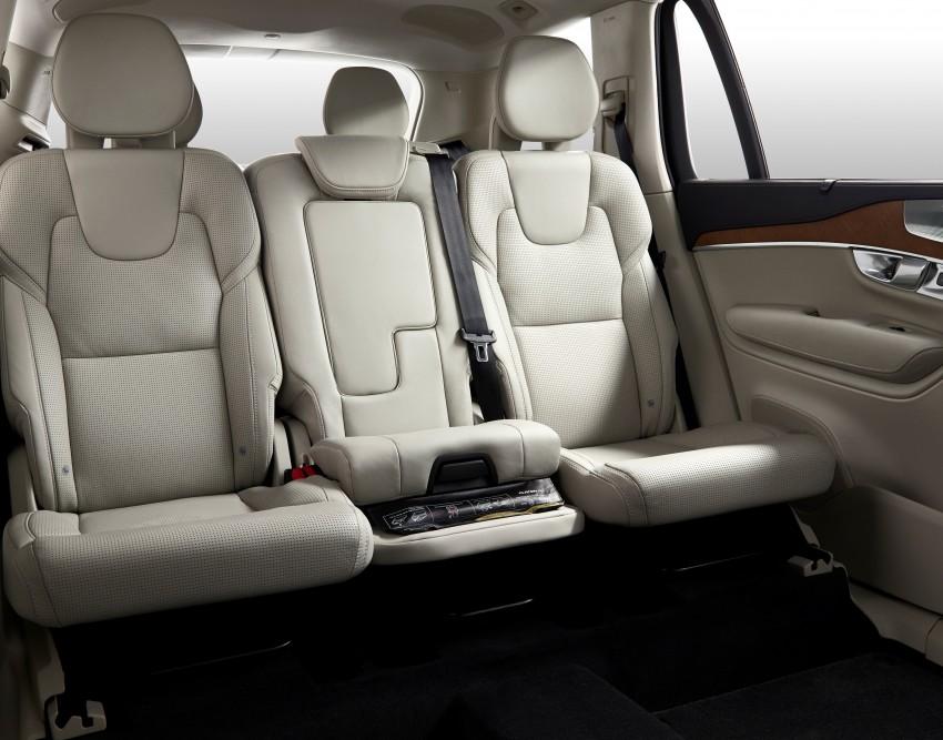 2015 Volvo XC90 – second-gen 7-seat SUV unveiled Image #266286