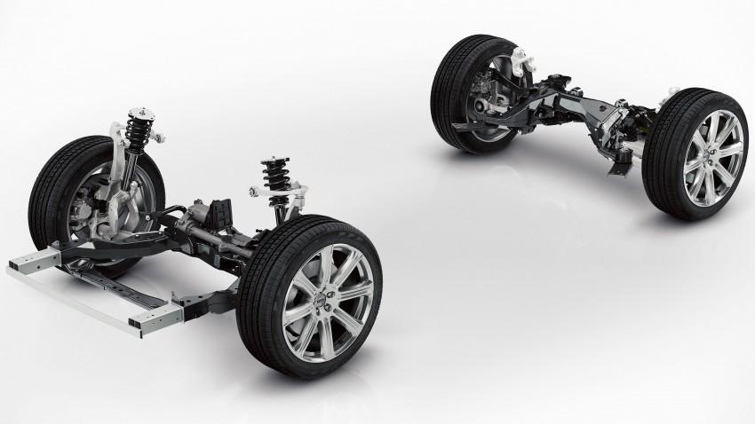 "2015 Volvo XC90 headlights teased – ""Thor's Hammer"" Image #263207"