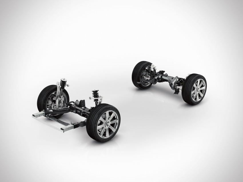 2015 Volvo XC90 – second-gen 7-seat SUV unveiled Image #266299