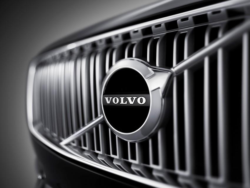 2015 Volvo XC90 – second-gen 7-seat SUV unveiled Image #266312