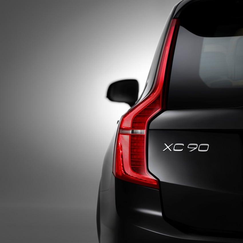 2015 Volvo XC90 – second-gen 7-seat SUV unveiled Image #266313