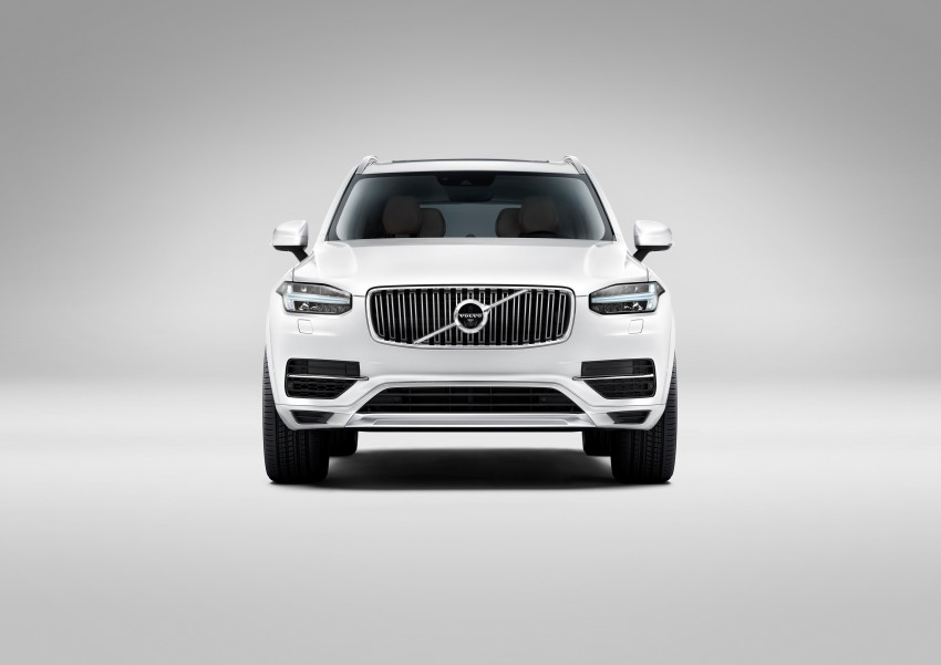 2015 Volvo XC90 – second-gen 7-seat SUV unveiled Image #266317