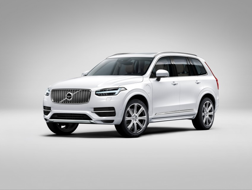 2015 Volvo XC90 – second-gen 7-seat SUV unveiled Image #266318