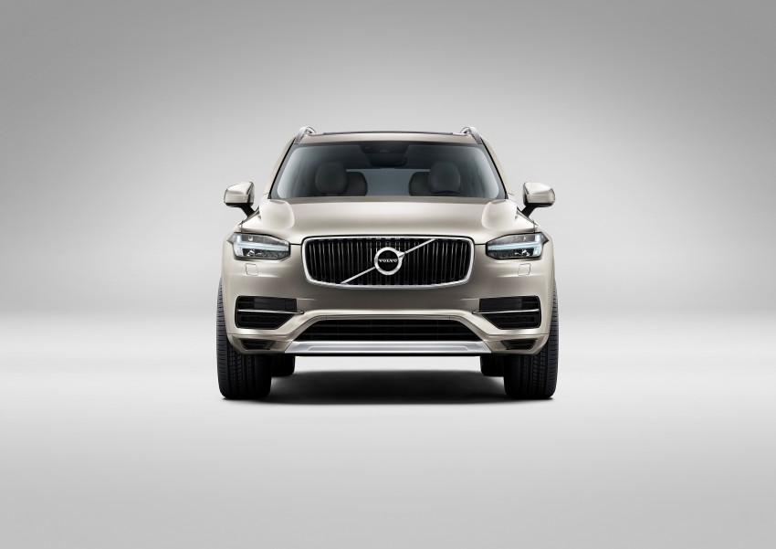 2015 Volvo XC90 – second-gen 7-seat SUV unveiled Image #266320