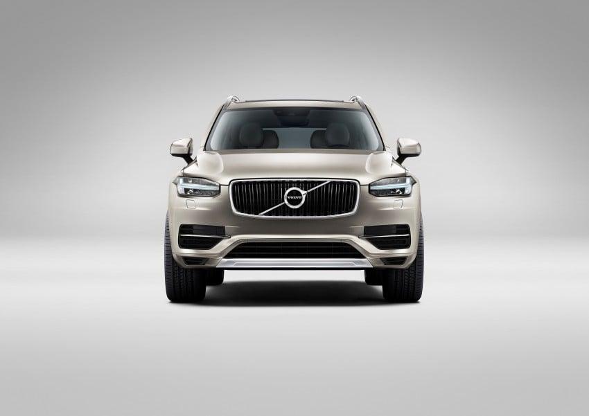 2015 Volvo XC90 – second-gen 7-seat SUV unveiled Image #266320