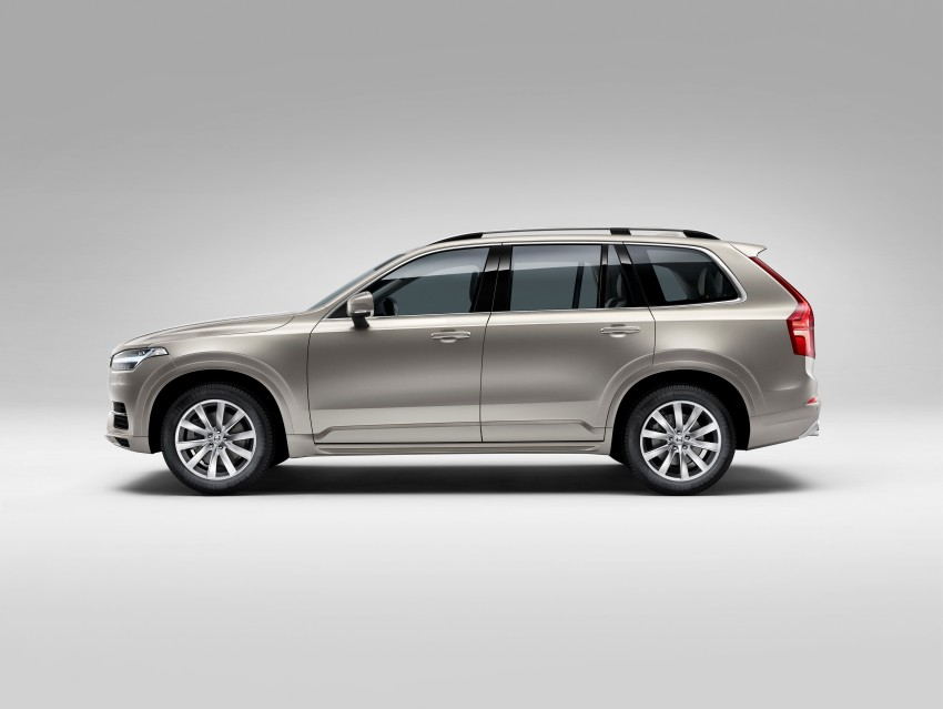 2015 Volvo XC90 – second-gen 7-seat SUV unveiled Image #266322