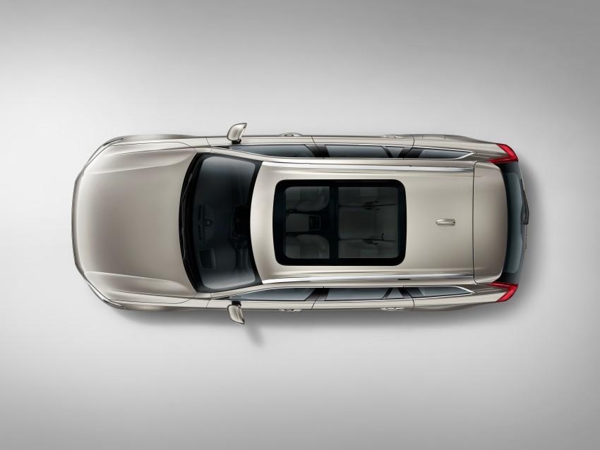 2015 Volvo XC90 – second-gen 7-seat SUV unveiled Image #266325