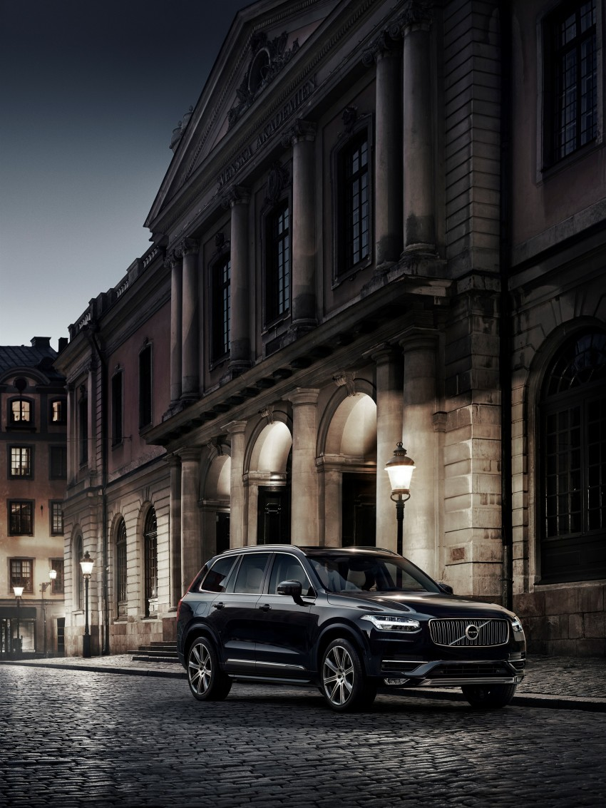 2015 Volvo XC90 – second-gen 7-seat SUV unveiled Image #266326