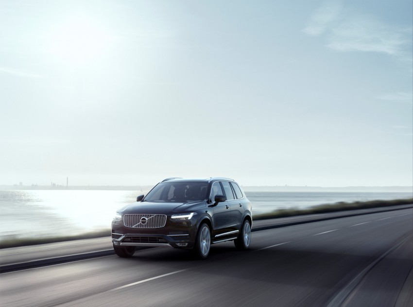 2015 Volvo XC90 – second-gen 7-seat SUV unveiled Image #266328