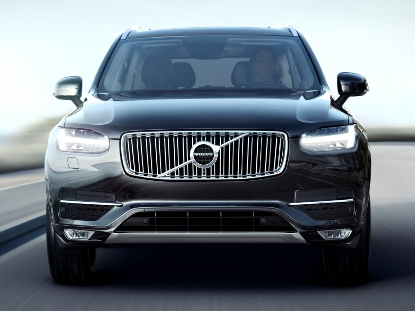 2015 Volvo XC90 – second-gen 7-seat SUV unveiled Image #266331