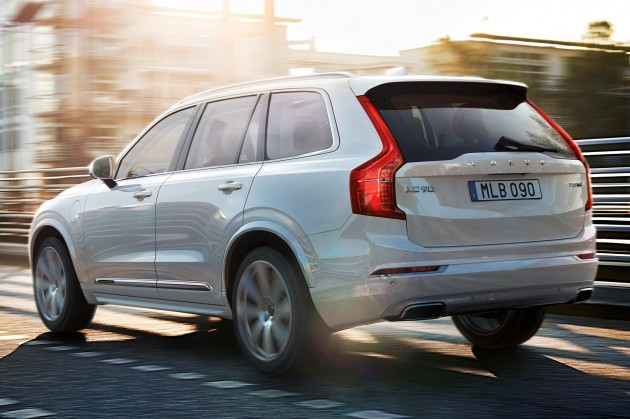 2015 volvo xc90 – second-gen 7-seat suv unveiled