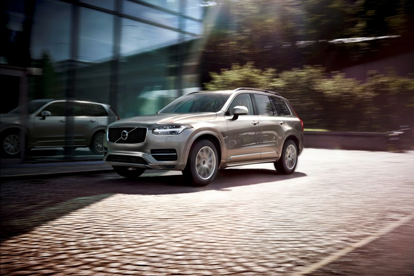 2015 Volvo XC90 – second-gen 7-seat SUV unveiled Image #266334