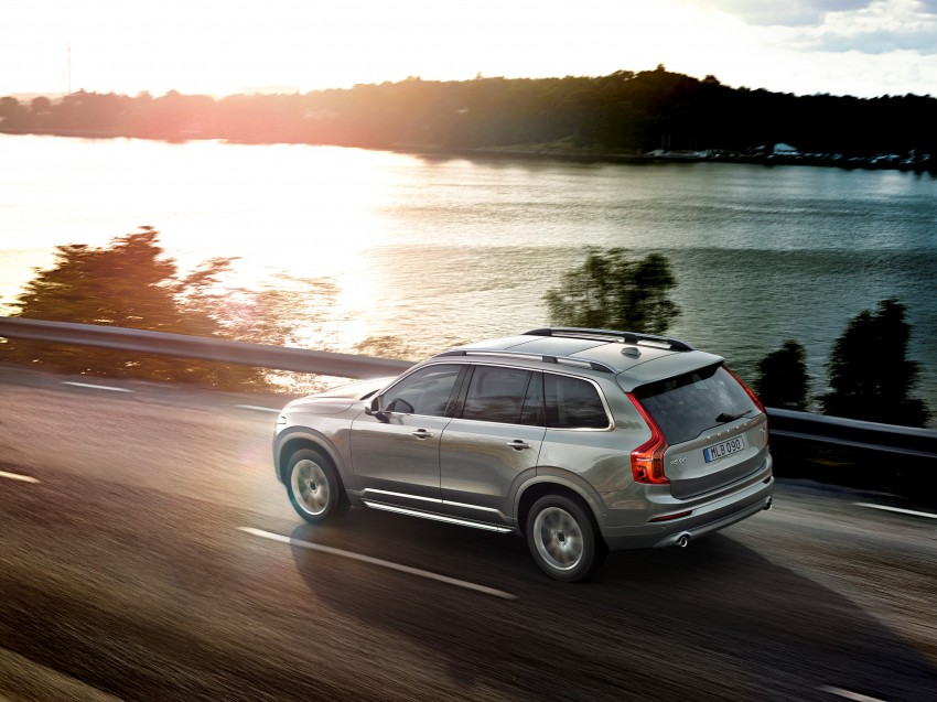 2015 Volvo XC90 – second-gen 7-seat SUV unveiled Image #266335