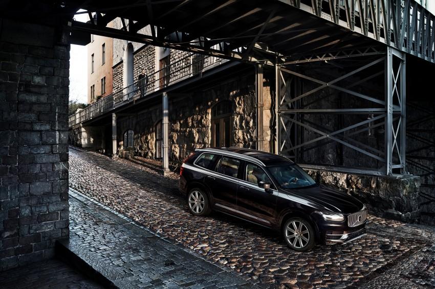 2015 Volvo XC90 – second-gen 7-seat SUV unveiled Image #266337
