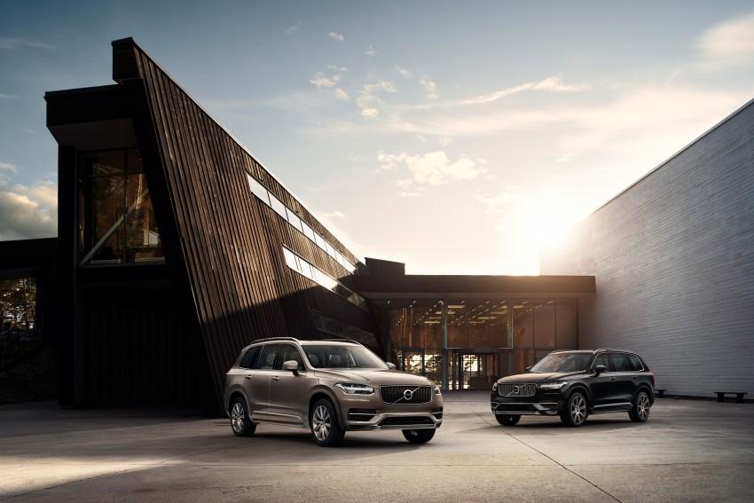 2015 Volvo XC90 – second-gen 7-seat SUV unveiled Image #266338