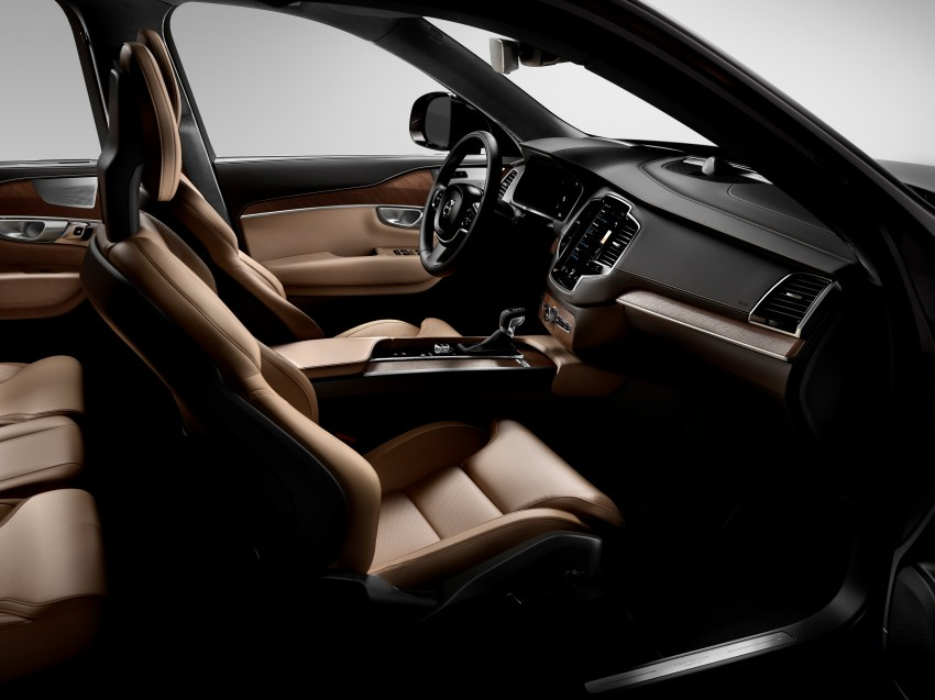 2015 Volvo XC90 – second-gen 7-seat SUV unveiled Image #266340