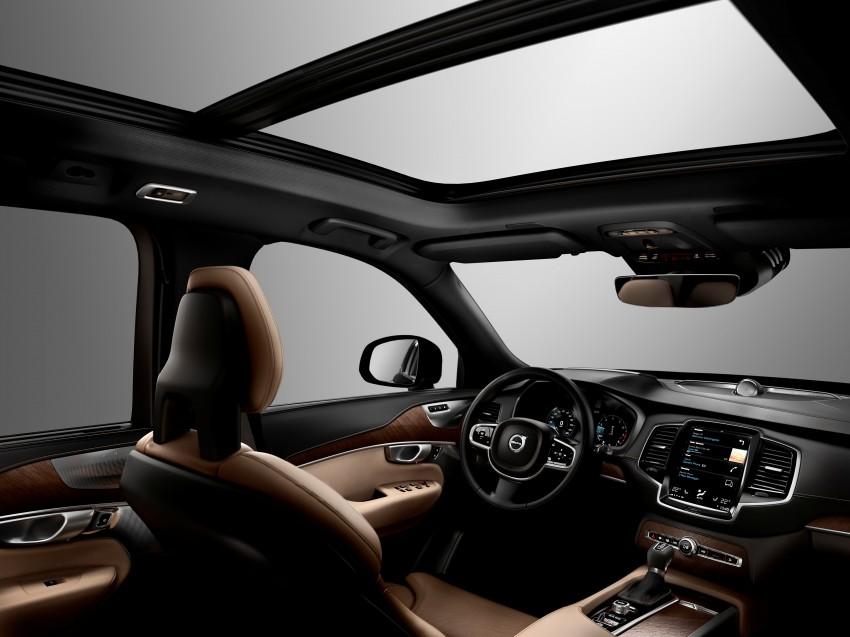 2015 Volvo XC90 – second-gen 7-seat SUV unveiled Image #266342