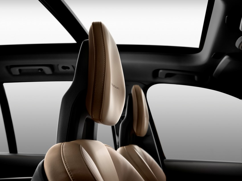 2015 Volvo XC90 – second-gen 7-seat SUV unveiled Image #266347