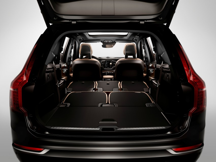 2015 Volvo XC90 – second-gen 7-seat SUV unveiled Image #266348