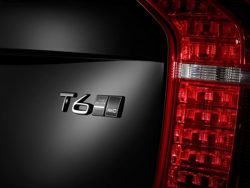 2015 Volvo XC90 – second-gen 7-seat SUV unveiled Image #266351