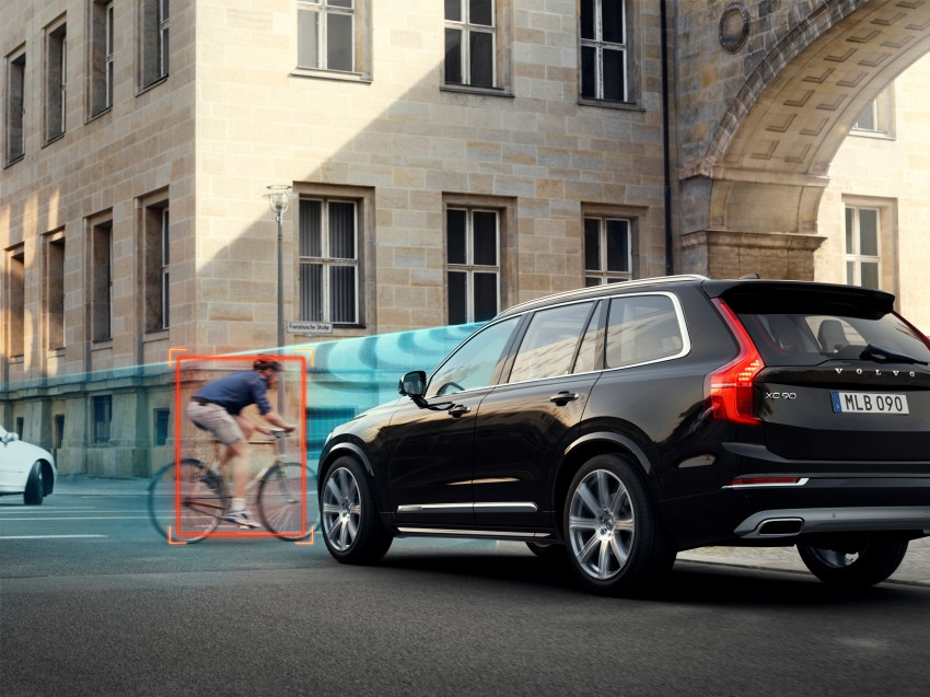 2015 Volvo XC90 – second-gen 7-seat SUV unveiled Image #266360