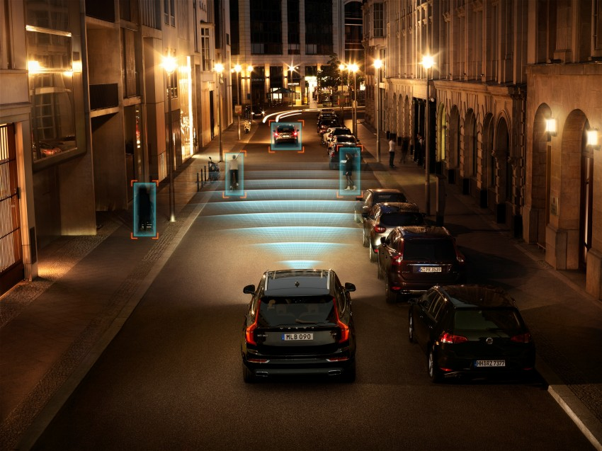 2015 Volvo XC90 – second-gen 7-seat SUV unveiled Image #266363