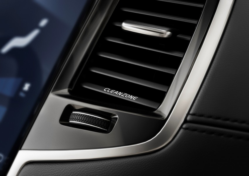 2015 Volvo XC90 – second-gen 7-seat SUV unveiled Image #266365