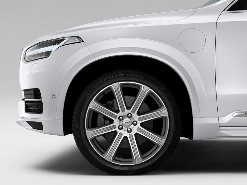 2015 Volvo XC90 – second-gen 7-seat SUV unveiled Image #266371