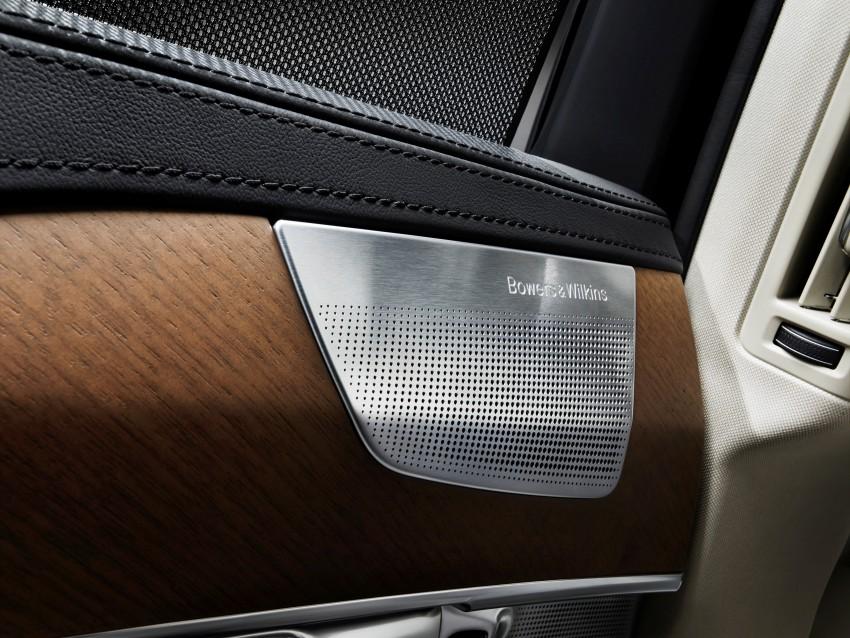 2015 Volvo XC90 – second-gen 7-seat SUV unveiled Image #266375