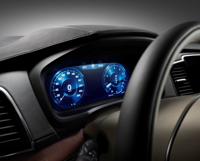 2015 Volvo XC90 – second-gen 7-seat SUV unveiled Image #266377