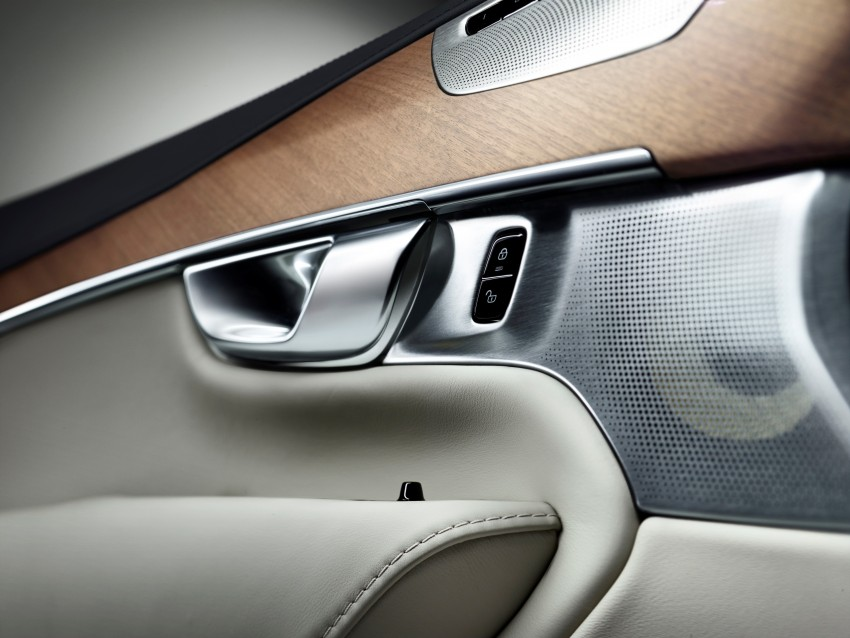 2015 Volvo XC90 – second-gen 7-seat SUV unveiled Image #266378