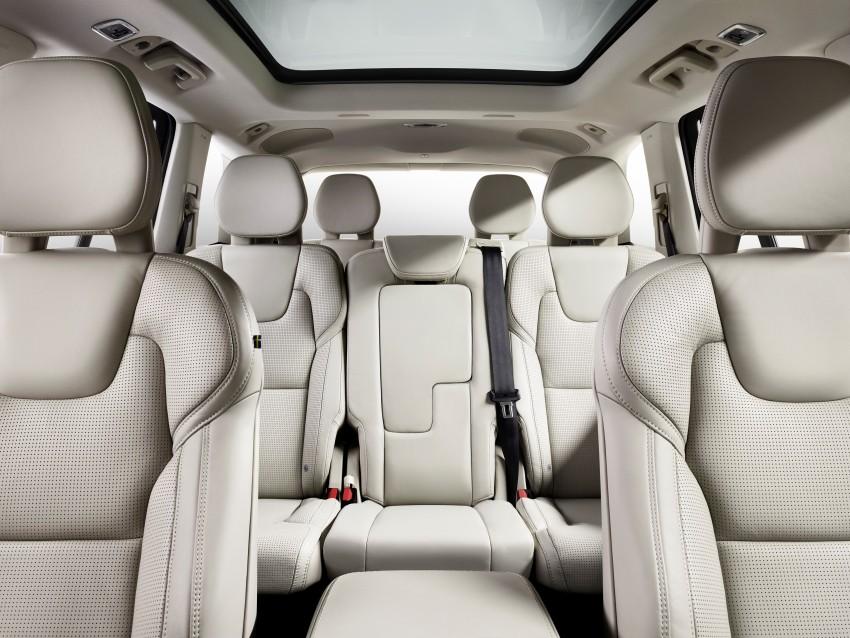 2015 Volvo XC90 – second-gen 7-seat SUV unveiled Image #266381