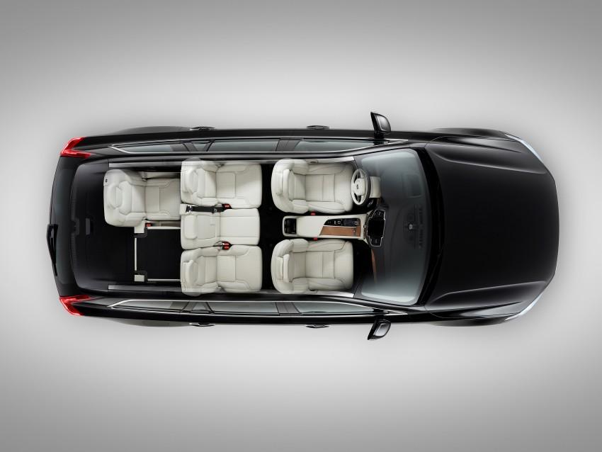2015 Volvo XC90 – second-gen 7-seat SUV unveiled Image #266386