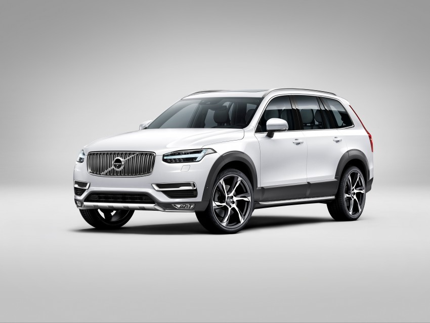 2015 Volvo XC90 – second-gen 7-seat SUV unveiled Image #266390
