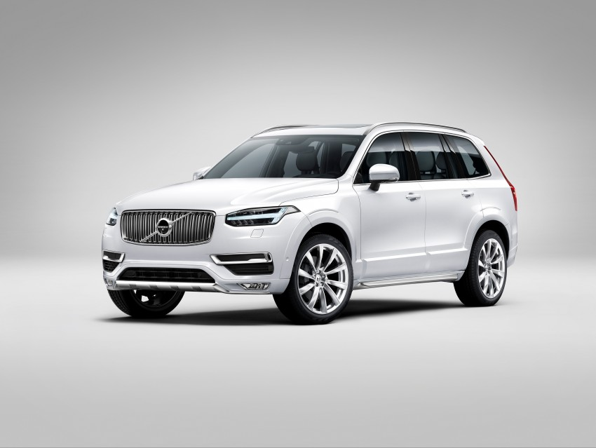 2015 Volvo XC90 – second-gen 7-seat SUV unveiled Image #266392