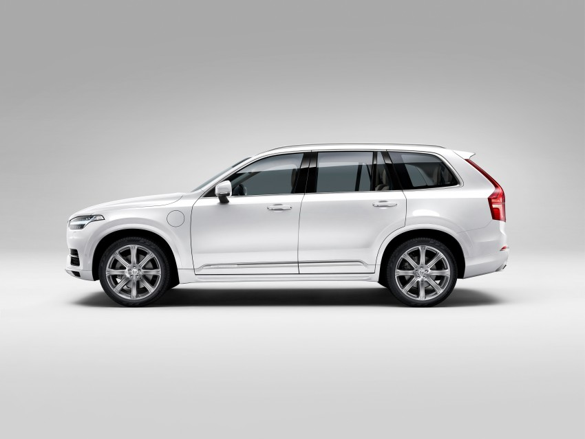2015 Volvo XC90 – second-gen 7-seat SUV unveiled Image #266394