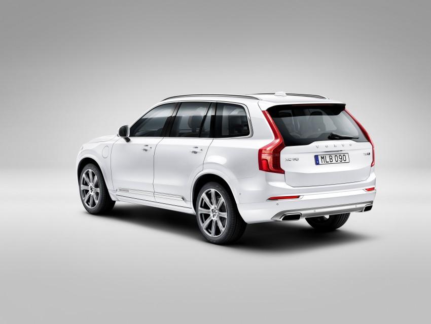 2015 Volvo XC90 – second-gen 7-seat SUV unveiled Image #266395