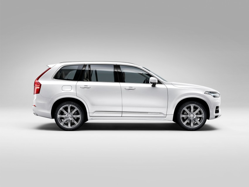 2015 Volvo XC90 – second-gen 7-seat SUV unveiled Image #266396