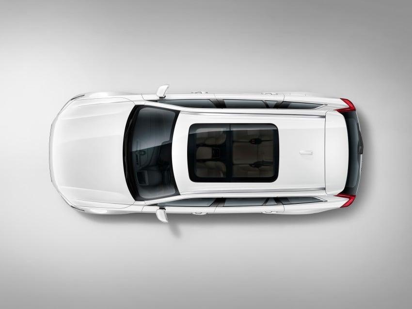 2015 Volvo XC90 – second-gen 7-seat SUV unveiled Image #266397