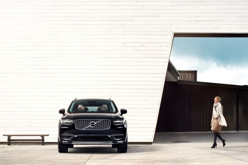 2015 Volvo XC90 – second-gen 7-seat SUV unveiled Image #266398