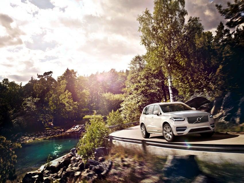 2015 Volvo XC90 – second-gen 7-seat SUV unveiled Image #266400