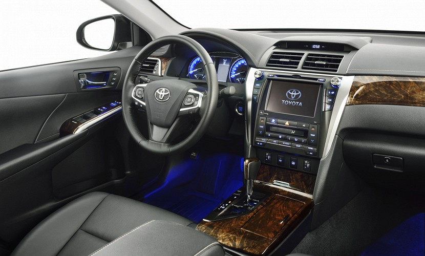 Toyota Camry Facelift Global Market Car Unveiled Paul