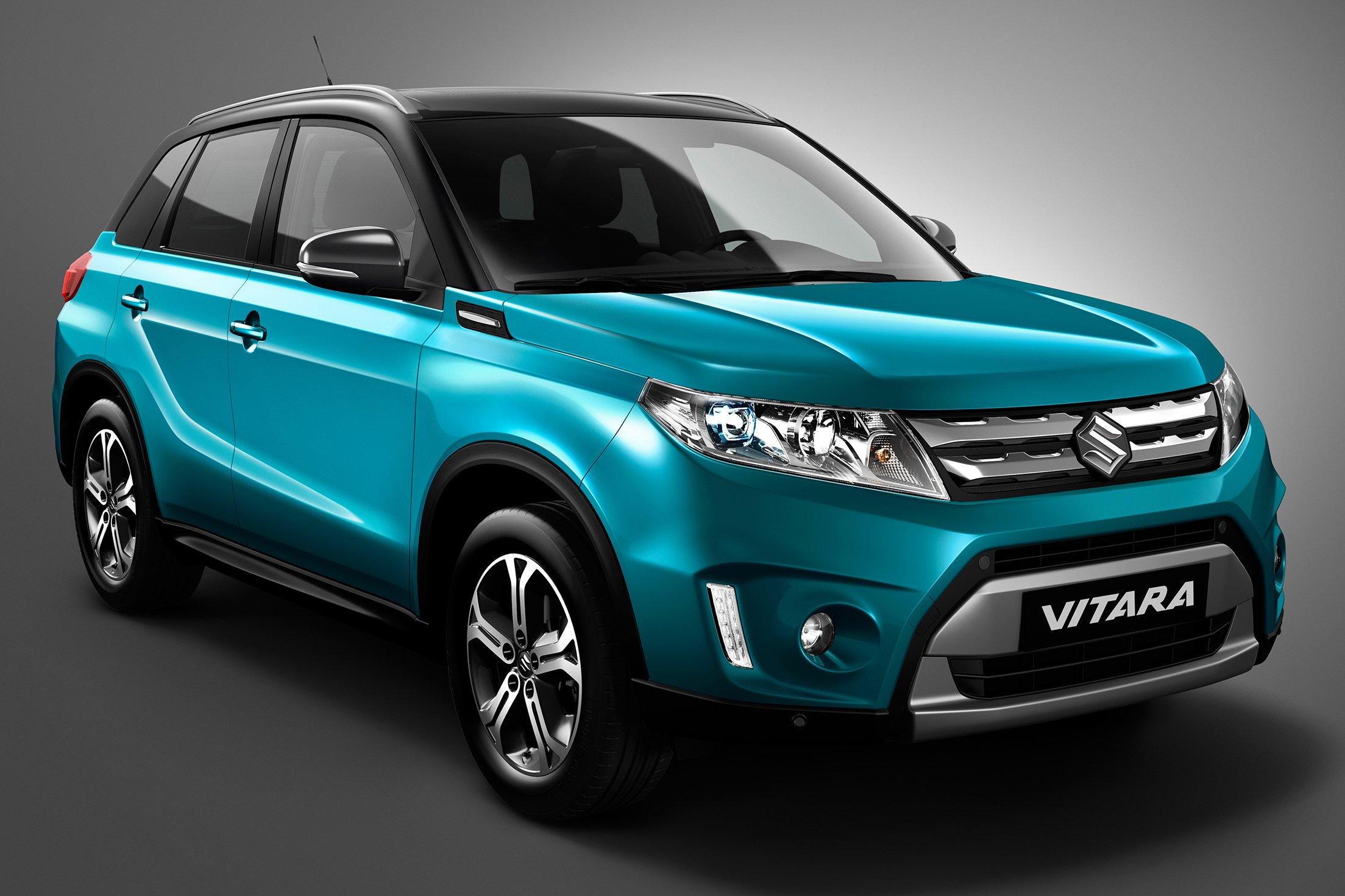 new car release in malaysia 20152015 Suzuki Vitara  new small SUV set for Paris debut