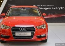 Audi A3 Sedan 1U display 2