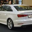 Audi A3 Sedan 1U display 4