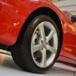 Audi A3 Sedan 1U display 5