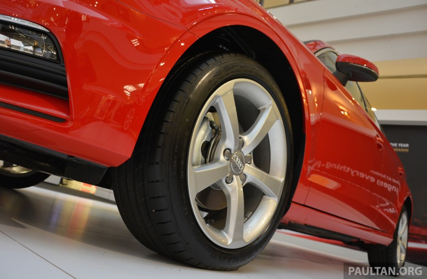 Audi A3 Sedan – on show at 1 Utama until August 10 Image #262042